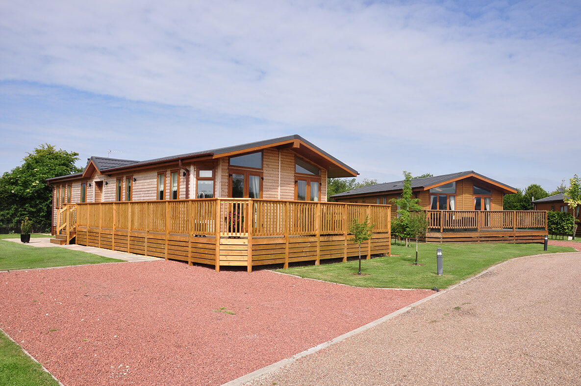 Abbots Green Luxury Holiday Lodges For Sale in North Yorkshire