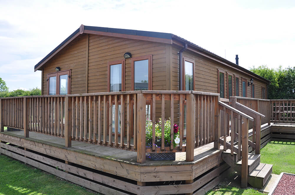 Lodge Sales The Tingdene Woodland Lodge