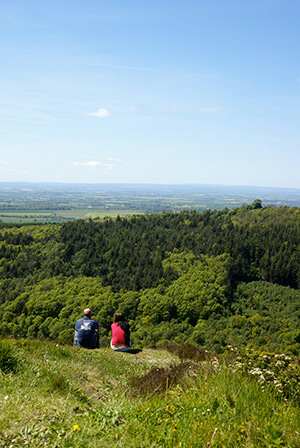 The fantastic view from Sutton Bank - Holidays in North Yorkshire | Things to do and see
