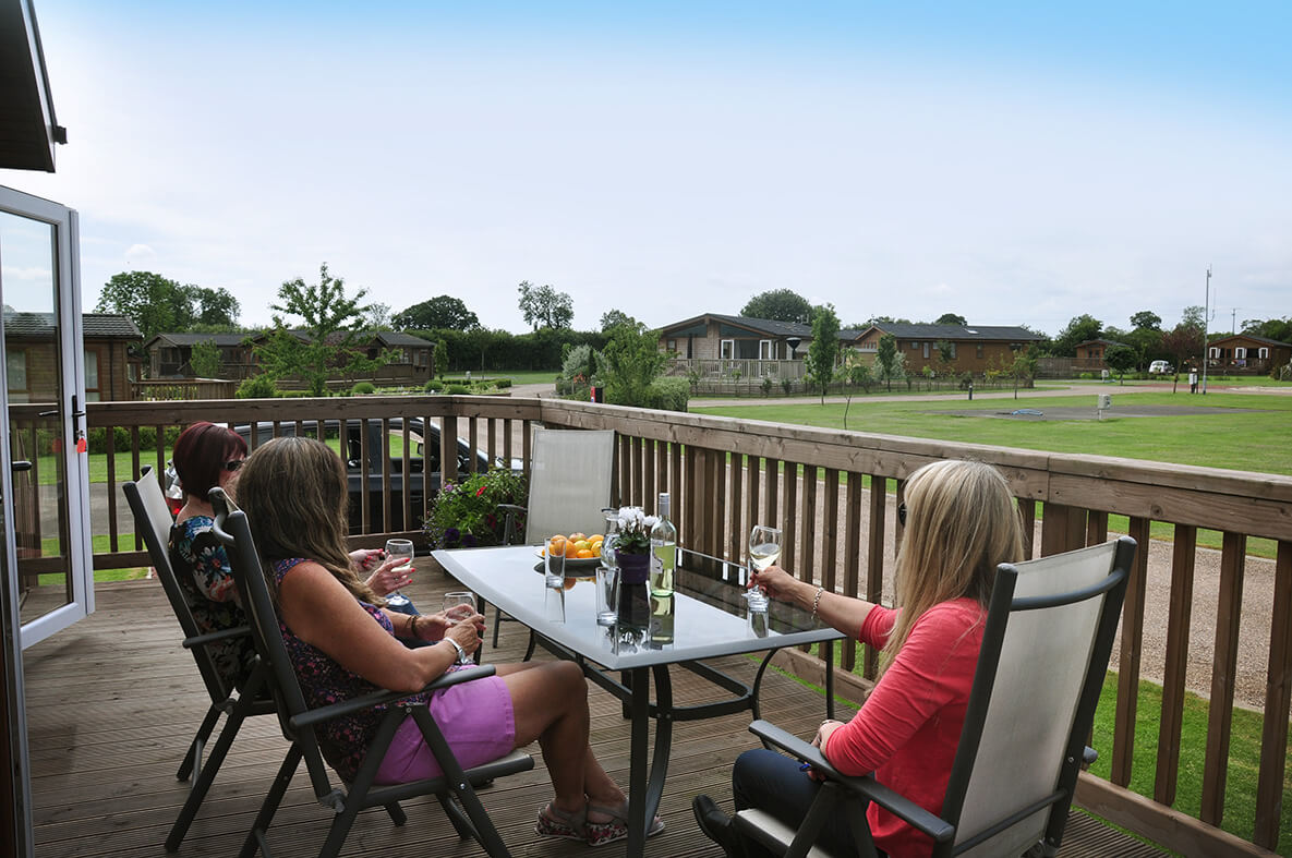 Holiday lodges for sale in North Yorkshire