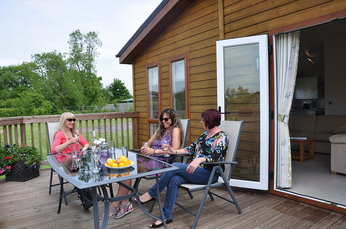 Abbots Green, Luxury Holiday Lodges in North Yorkshire