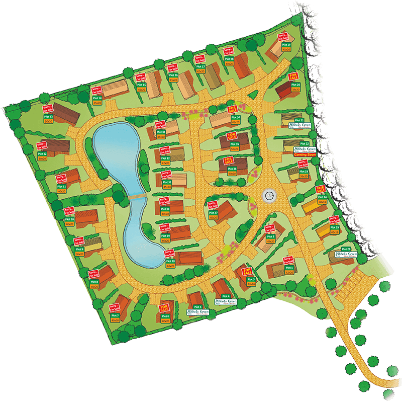 Abbots Green Plan