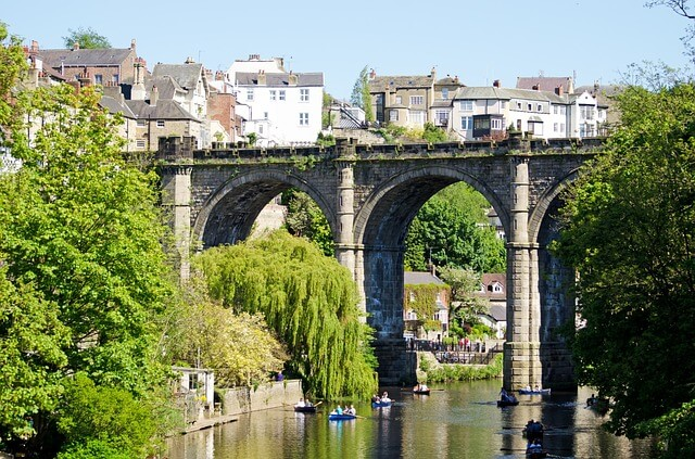 10 best market towns in North Yorkshire
