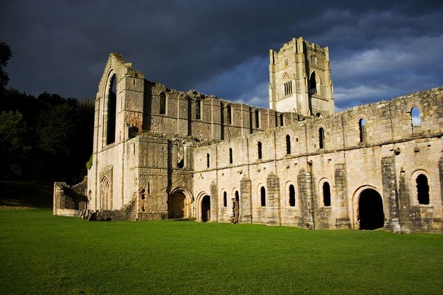 Fountains Abbey is one of the most iconic Yorkshire landmarks - will you visit in 2018?