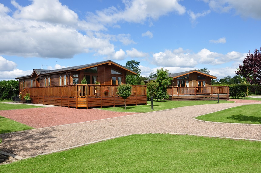 Why Abbots Green luxury lodges are the best in Yorkshire