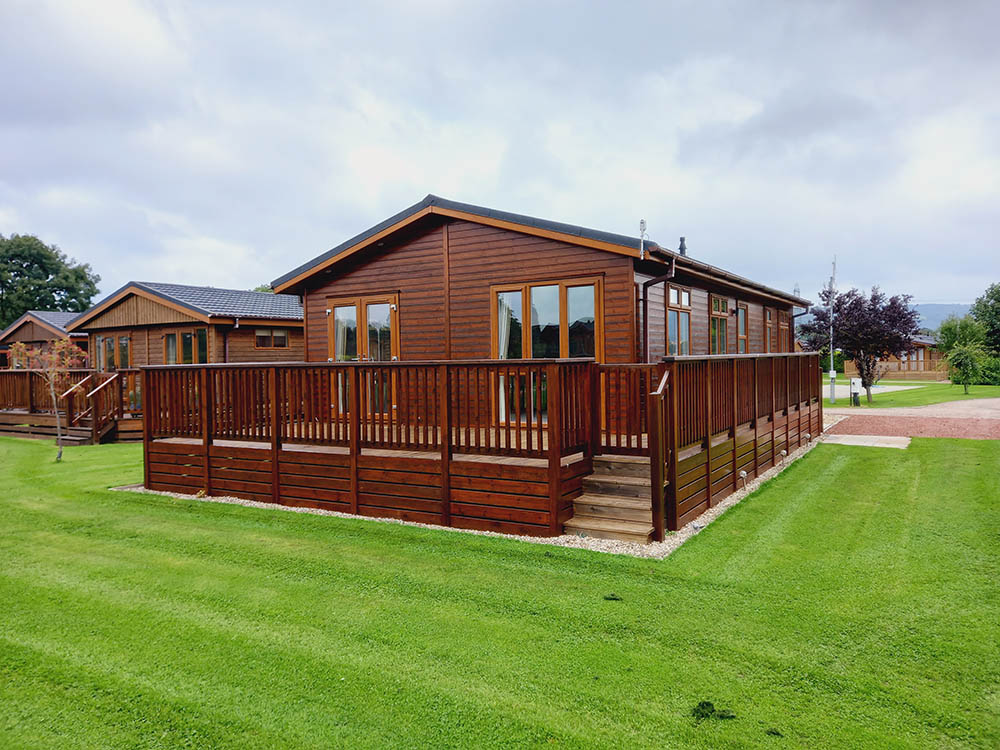 Holiday lodges for sale The Ardingly Contemporary Lodge